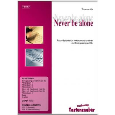 never-be-alone