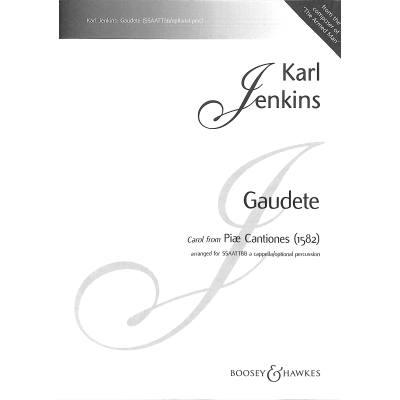 GAUDETE (PIAE CANTIONES)