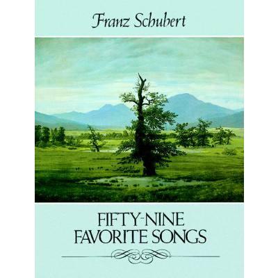 lieder-59-favorite-songs