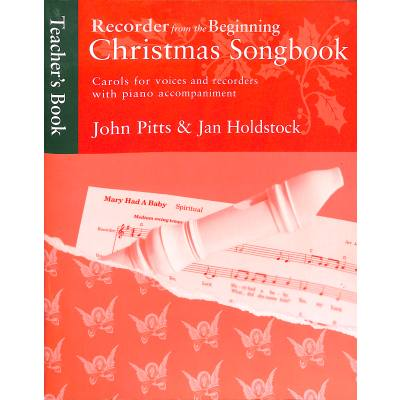 Recorder From The Beginning - Christmas Songbook