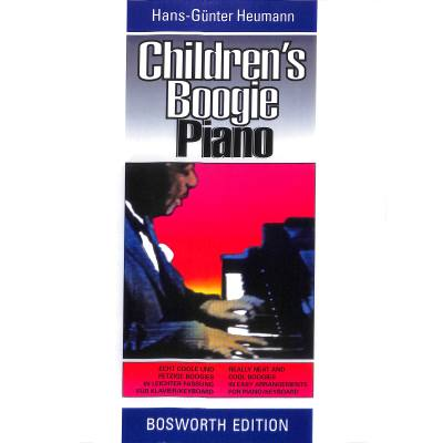 CHILDRENS BOOGIE PIANO