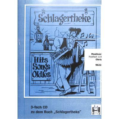 SCHLAGERTHEKE - SONGS SCHLAGER OLDIES BD 3