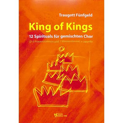 KING OF KINGS 1 - 12 SPIRITUALS