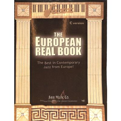 EUROPEAN REAL BOOK