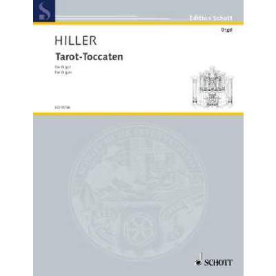 Tarot Toccaten Fuer Orgel