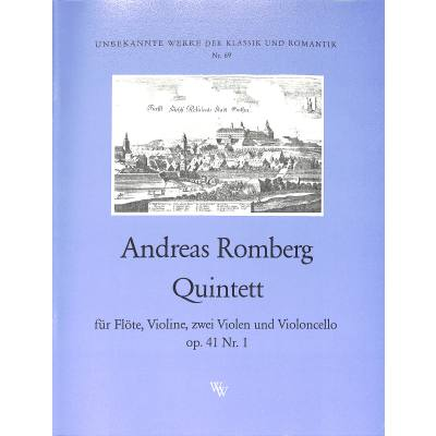 Quintett op 41/1