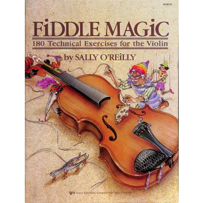 fiddle-magic