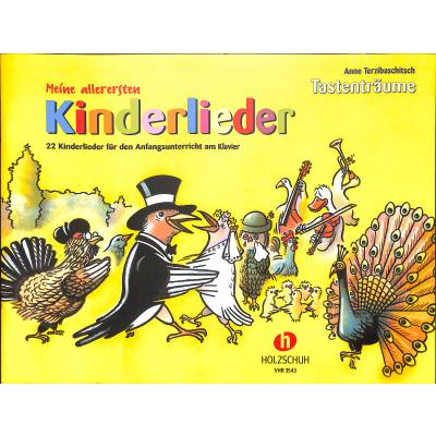 Meine Allerersten Kinderlieder Notenbuch De