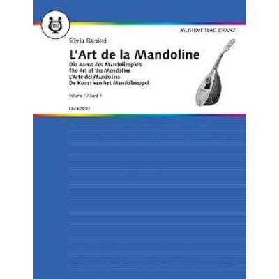 L'ART DE LA MANDOLINE 1