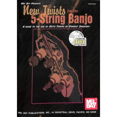New twists for the 5 string banjo