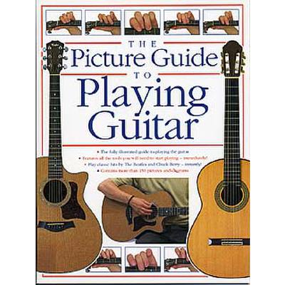 PICTURE GUIDE TO LEARNING GUITAR 1
