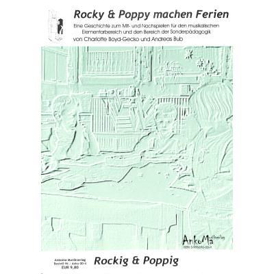 ROCKY & POPPY MACHEN FERIEN