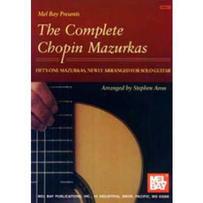 COMPLETE CHOPIN MAZURKAS | Mazurken