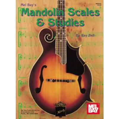MANDOLIN SCALES & STUDIES