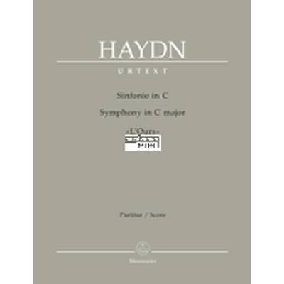 Sinfonie 82 C-Dur Hob 1/82 (l'ours - der Bär)