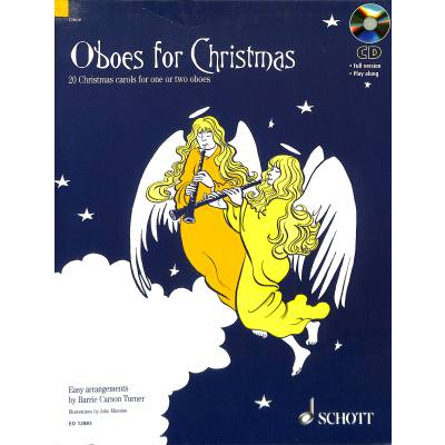 OBOES FOR CHRISTMAS - broschei