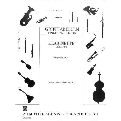grifftabelle-klarinette-bohm-system