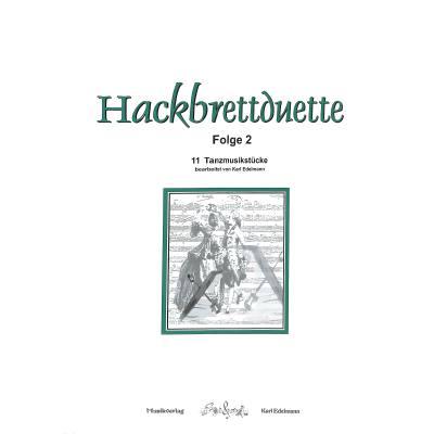 Hackbrettduette 2 - 11 Tanzmusikstücke