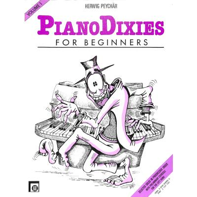 Piano Dixies for beginners 1
