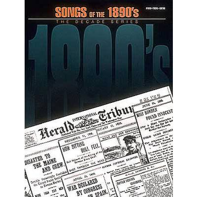 songs-of-the-1890-s