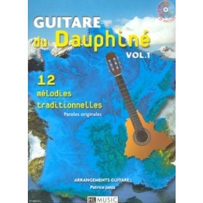 GUITARE DU DAUPHINE 1