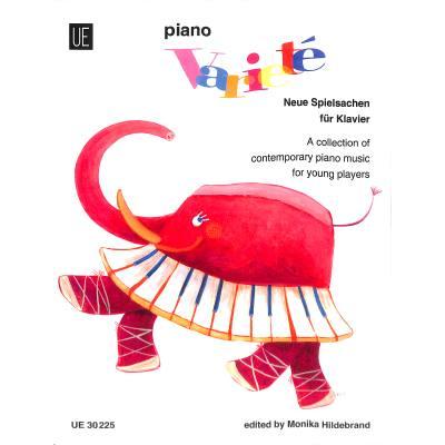 PIANO VARIETE