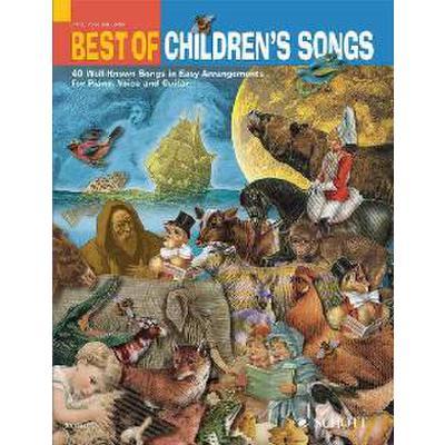 BEST OF CHILDREN´S SONGS jetztbilligerkaufen
