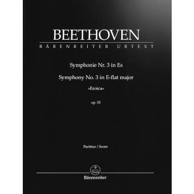 Sinfonie 3 Es-Dur op 55 (Eroica)