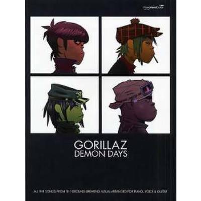 Faber Music Gorillaz - Demon Days Pvg jetztbilligerkaufen