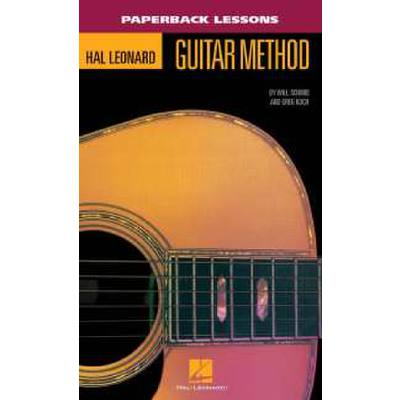 Guitar Method - Paperback Lessons