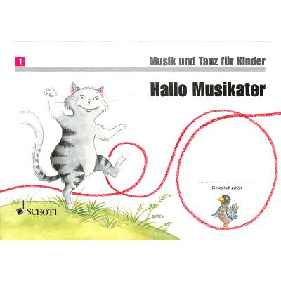 HALLO MUSIKATER - MUSIK + TANZ FUER KINDER 1