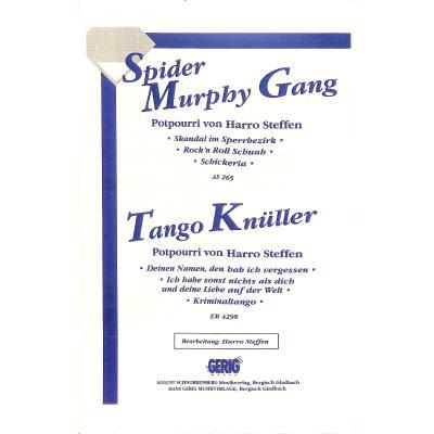 Spider Murphy Gang Potpourri + Tango Knüller