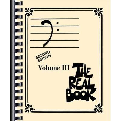 The real book 3 - second edition
