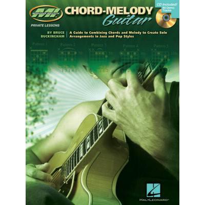 Chord melody guitar