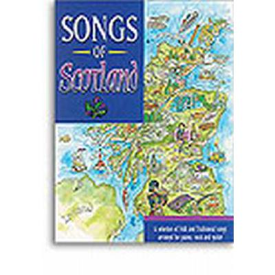 Faber Music Songs Of Scotland - Pvg - broschei