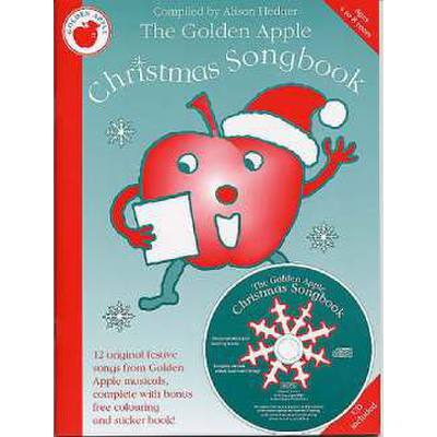 the golden apple christmas songbook musikhaus hieber lindberg. Black Bedroom Furniture Sets. Home Design Ideas