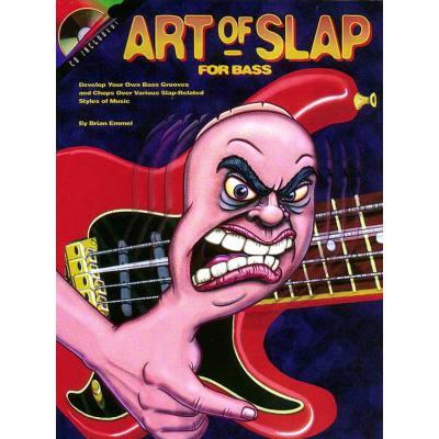 Art of slap for bass