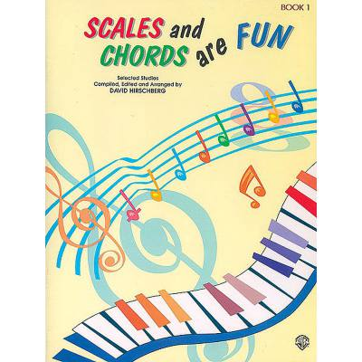 Scales + chords are fun 1 dur (major)