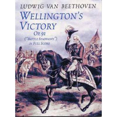 Wellingtons Sieg oder die Schlacht bei Vittoria op 91