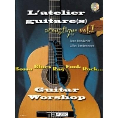 L'atelier guitare acoustique 1