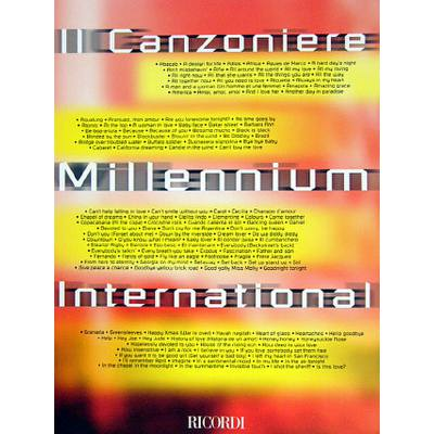 Il canzoniere millennium international