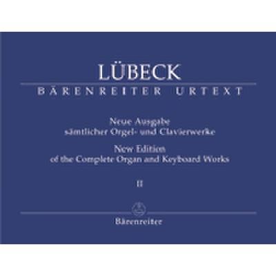 Neue Ausgabe sämtlicher Orgel + Clavierwerke 2