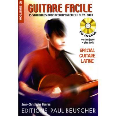 Guitare facile 5