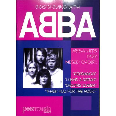 SING N SWING WITH ABBA