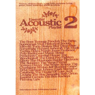 Essential acoustic playlist 2
