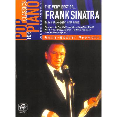 Very best of sinatra frank boe7071 for Frank flechtwaren katalog weihnachten