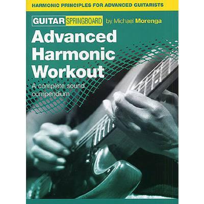 Guitar springboard - advanced harmonic workout