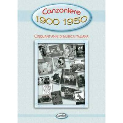 canzoniere-1900-1950