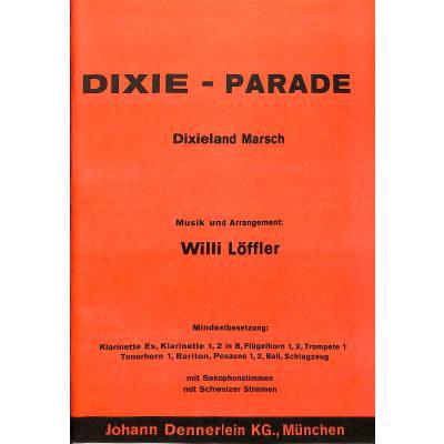 dixie-parade