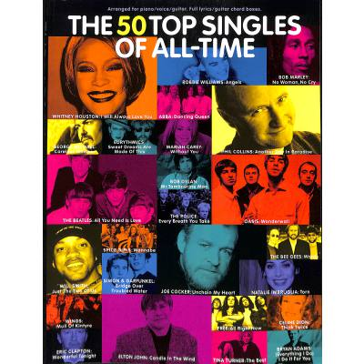 TOP 50 SINGLES OF ALL TIME